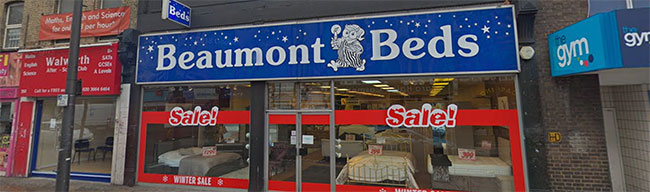 beaumont beds