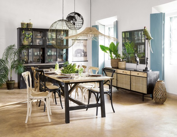 Maisons du monde in first uk store move partnering debenhams for soft home lines